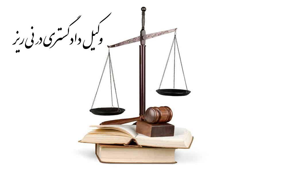 وکیل دادگستری در نی ریز| وکیل پایه یک در نی ریز | دفتر وکالت در نی ریز